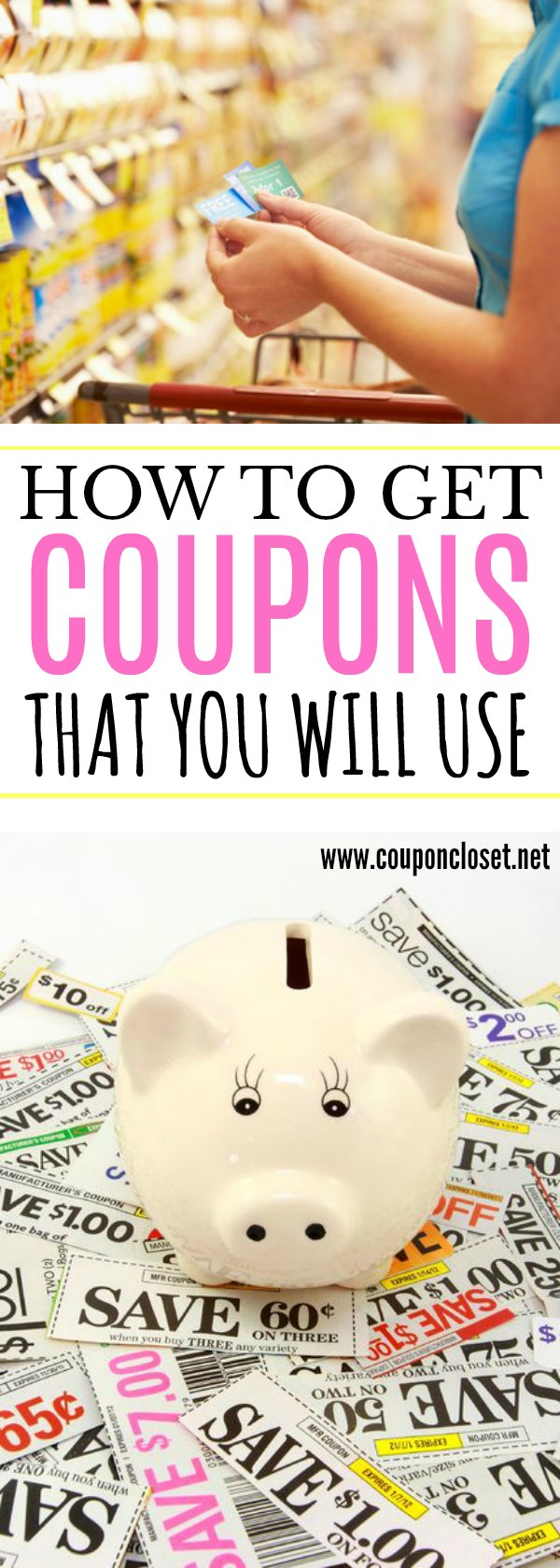 9 Ways to Find Coupons Without Buying the Sunday Paper Article Series If you are new to couponing or, if you have couponed for a long time, chances are you have (at some point) gotten coupons from the Sunday newspaper.