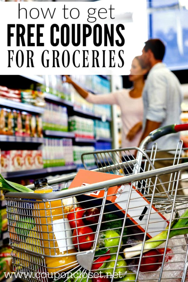 How to use coupons to get groceries for free