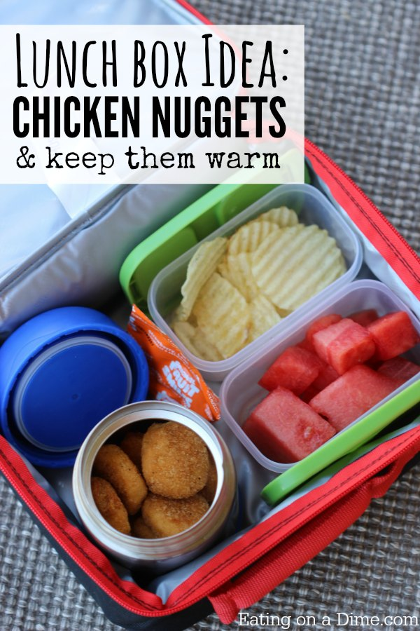 If you're stuck in a peanut butter and jelly rut, it's time to shake up the lunch box! Sometimes it's hard enough to send your kid out the door with everything they need, and a delicious and healthy lunch seems nearly impossible.